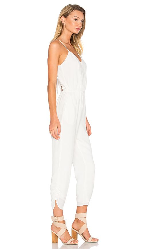 43b66e27c21 Shop for Lovers + Friends Farrah Jumpsuit in Ivory at REVOLVE. Free 2-3 day  shipping and returns