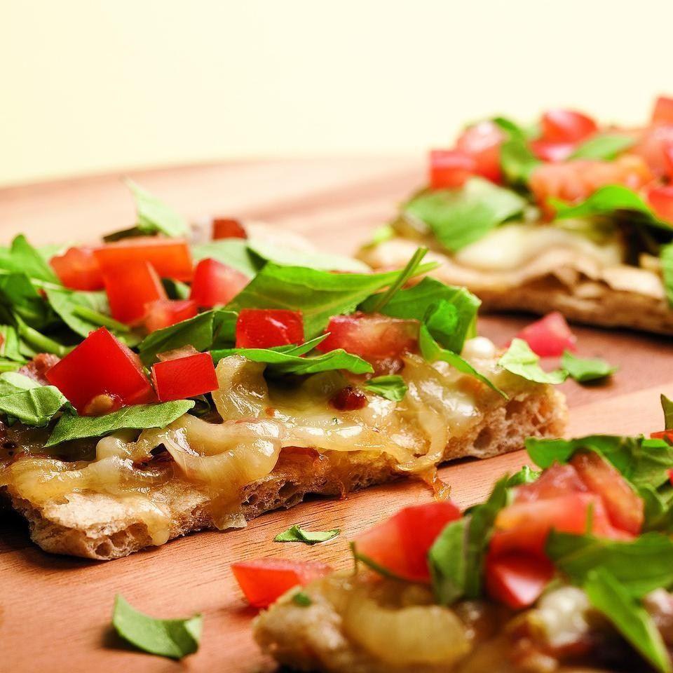 9 SP Arugula & Prosciutto Pizza