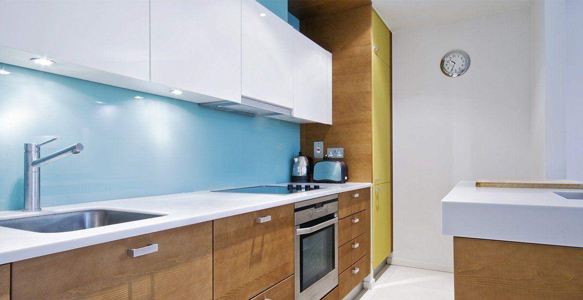 Soluzioni per Pitturare la Cucina Rinnovare mobili della cucina e ...