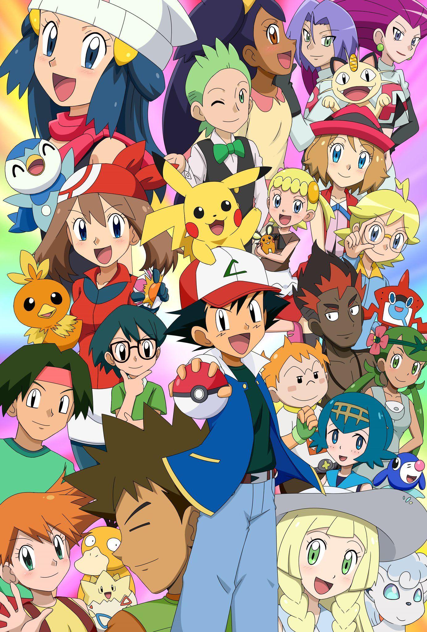 Tales Of The Pokémon: The Fellowship Of The Pokémon ...
