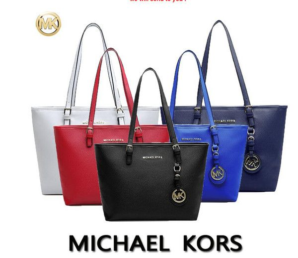 3506e030c305 2017 2017 Famous Brand Fashion Women Bags Michael Kally Mk Lady Pu Leather Handbags  Famous Designer Brand Bags Purse Shoulder Tote Bag Female 02 From ...