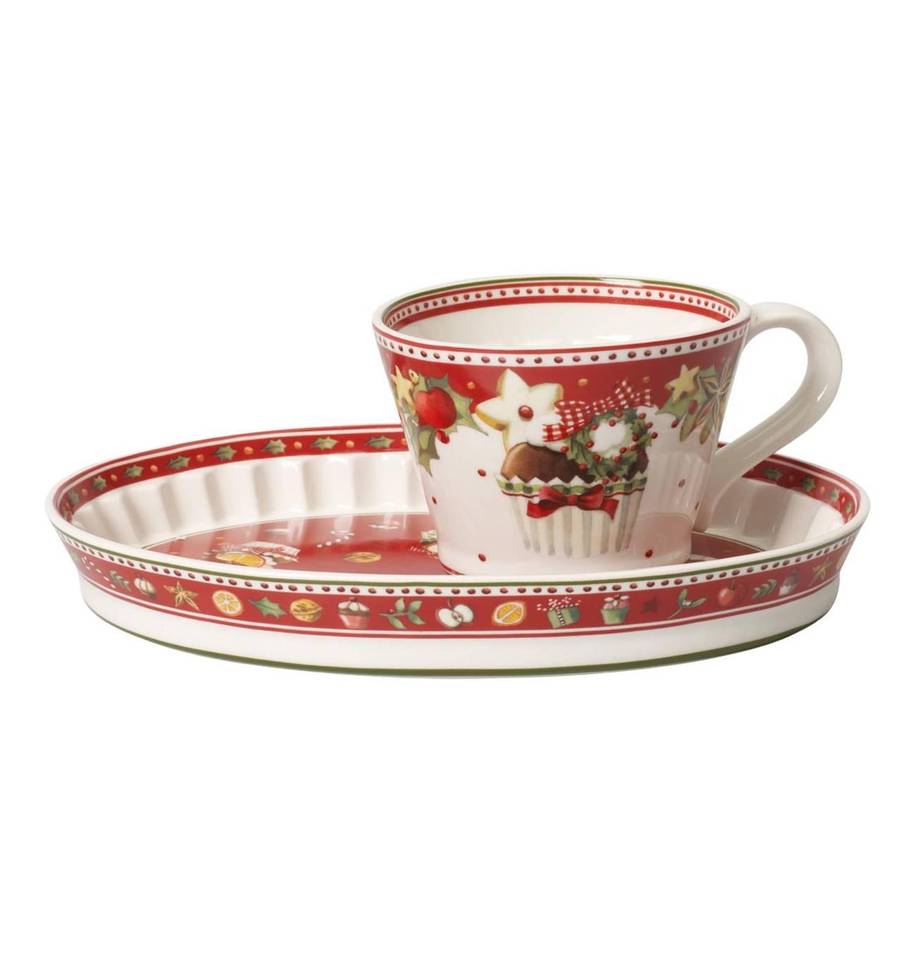 Pin Von Evelina Winter Auf Villeroy Boch Christmas Geschirr Weihnachten Weihnachtstee Weihnachten China