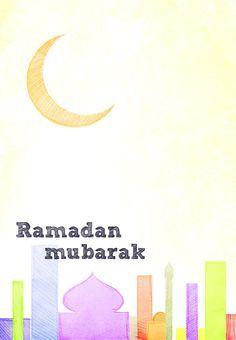 Free printable ramadan mubarak greeting card pinterest free printable ramadan mubarak greeting card m4hsunfo Choice Image