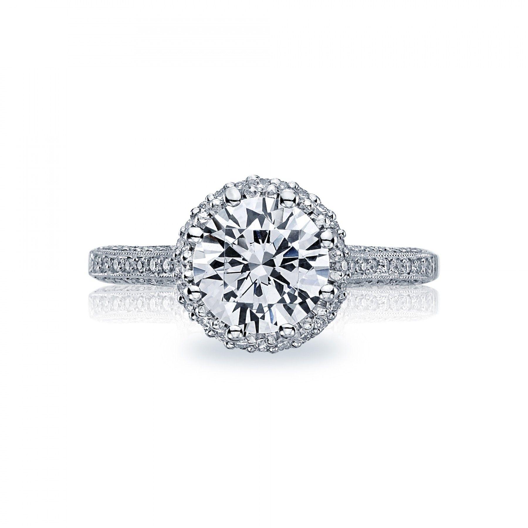 Style 2502RDP75 Simply Tacori Engagement Rings Tacori