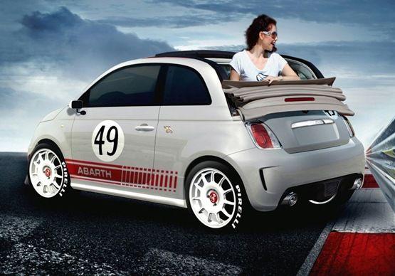 Fiat 500c Abarth アバルト500 アバルト 車