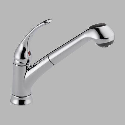 Awesome Beautiful Delta Single Handle Kitchen Faucet 54 Small Home Gorgeous Single Handle Kitchen Faucet Design Decoration