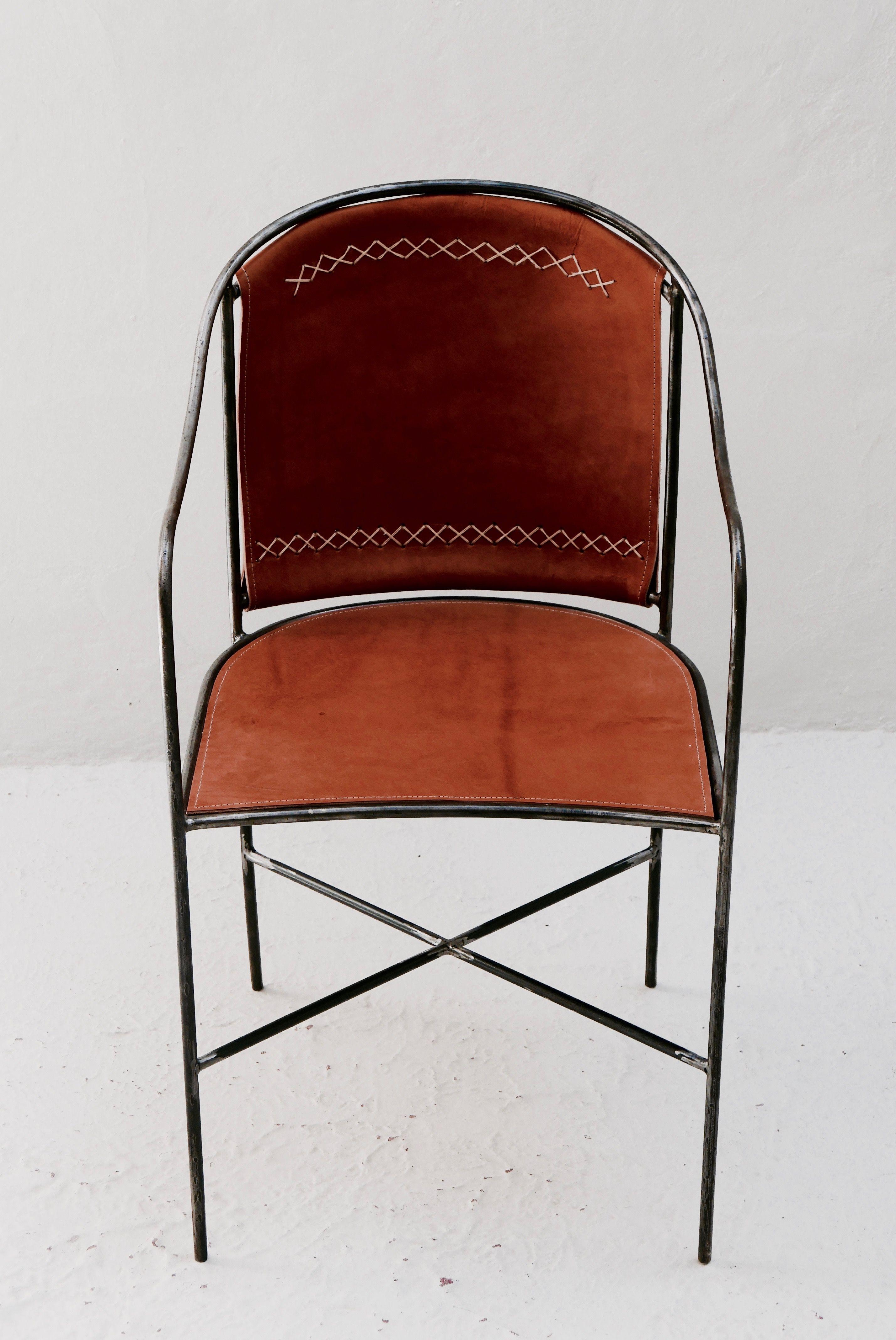 Delphine Round Armchair