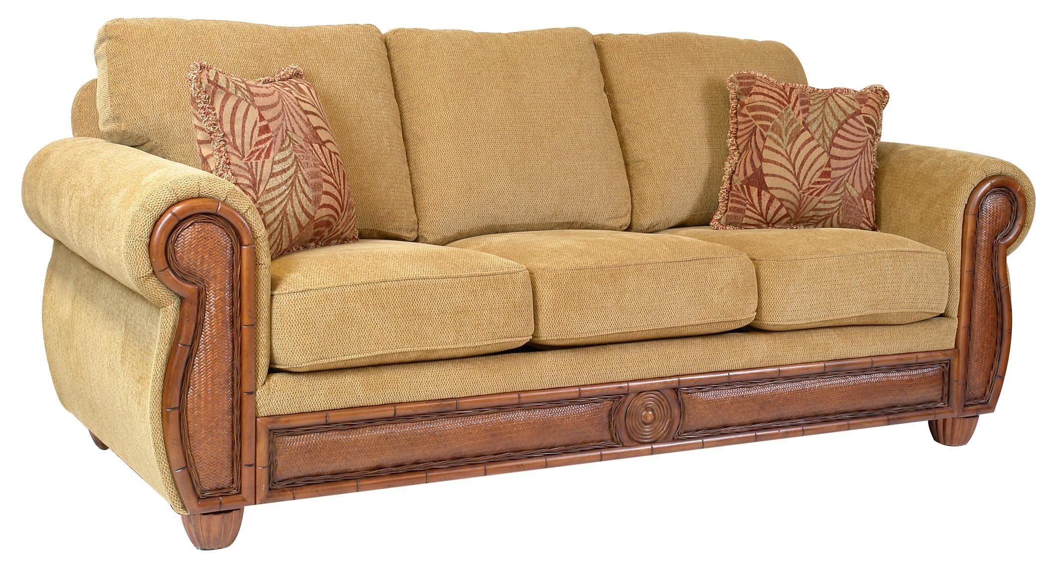 Key Largo Sofa by Synergy Home Furnishings Home