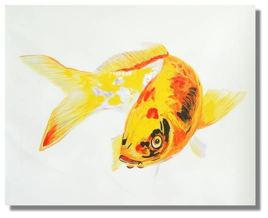 Japanese koi art google search design fish sea for Japanese koi carp paintings