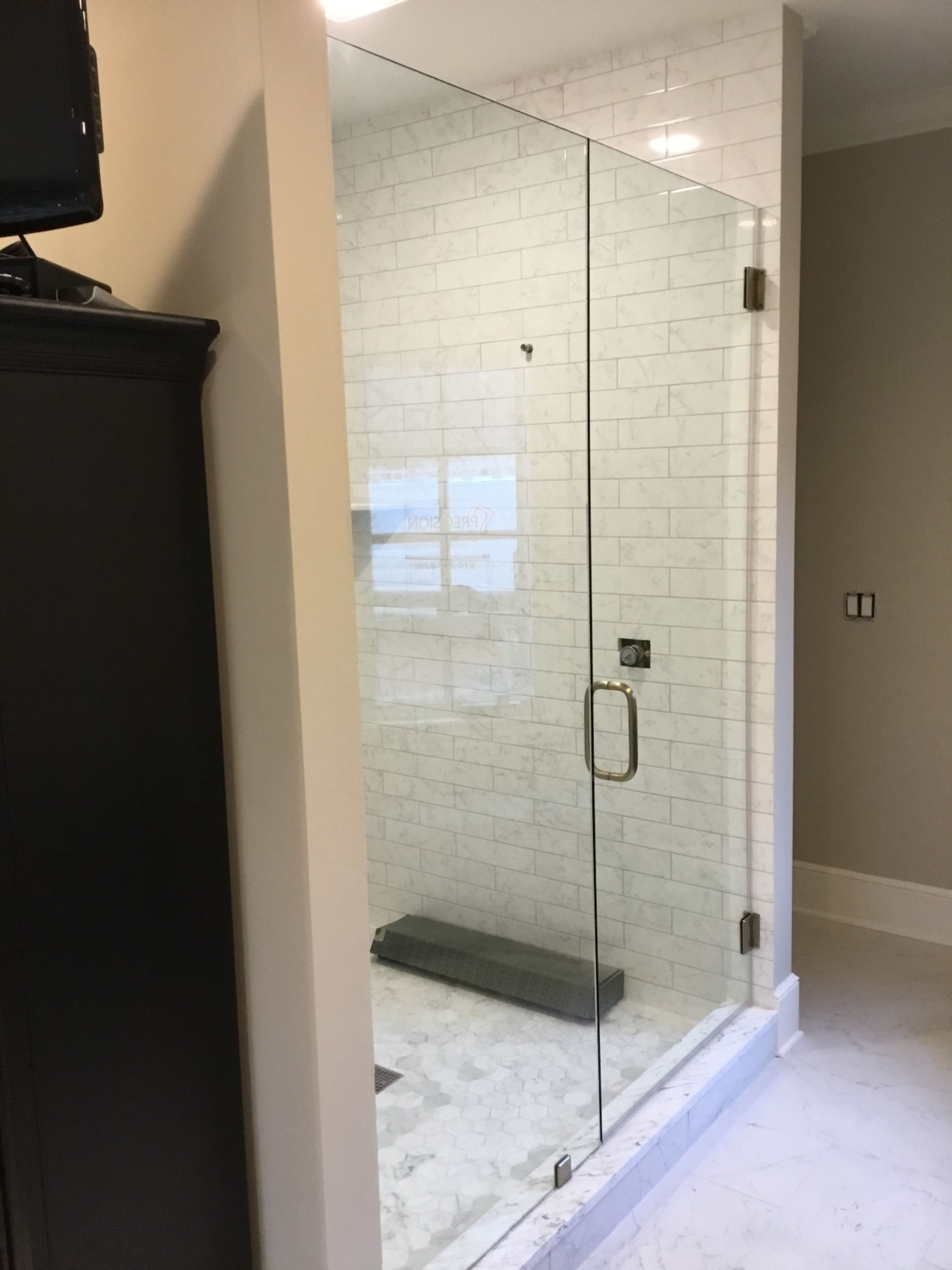 Three Shower Doors Installed In One Home Call Us Today For Your