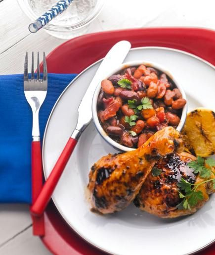 30 All-American Potluck Recipes
