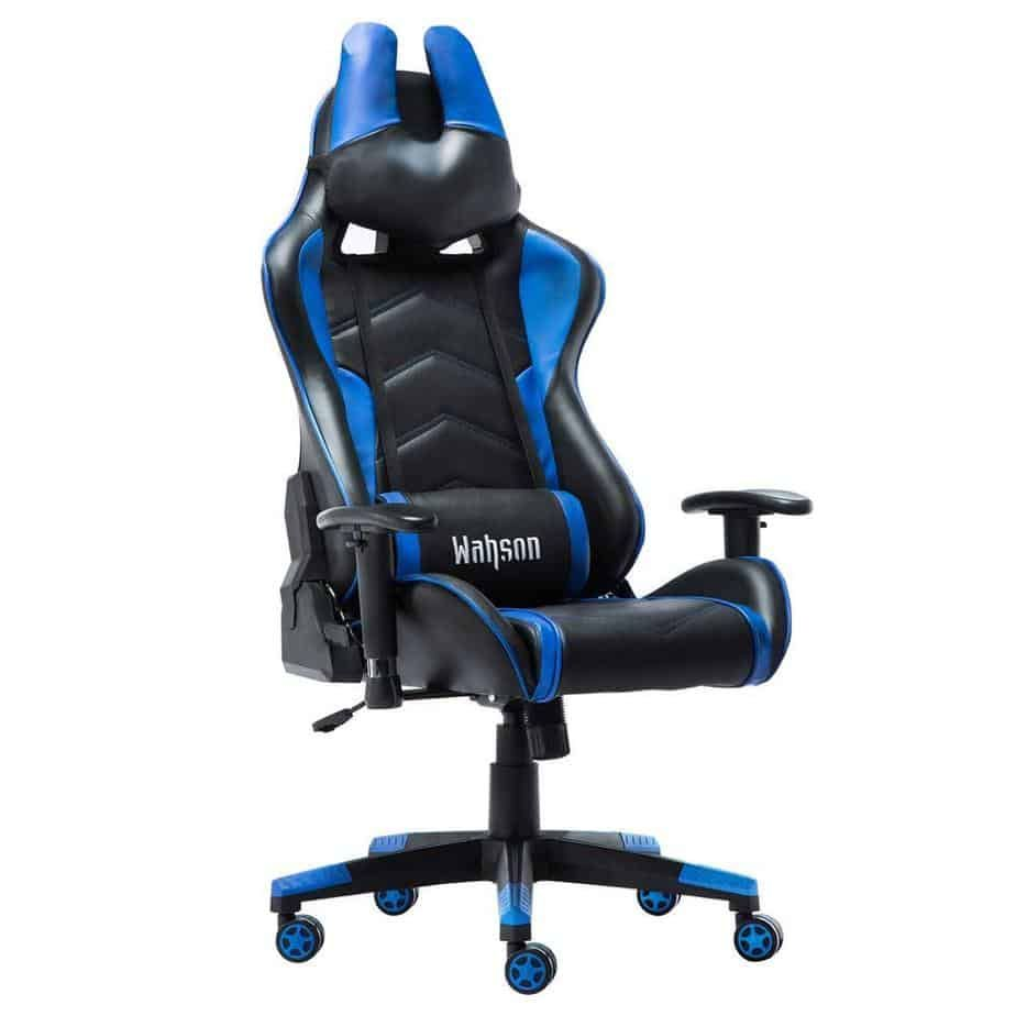 Essentials Racing Style Chair By Ofm Ess 3085