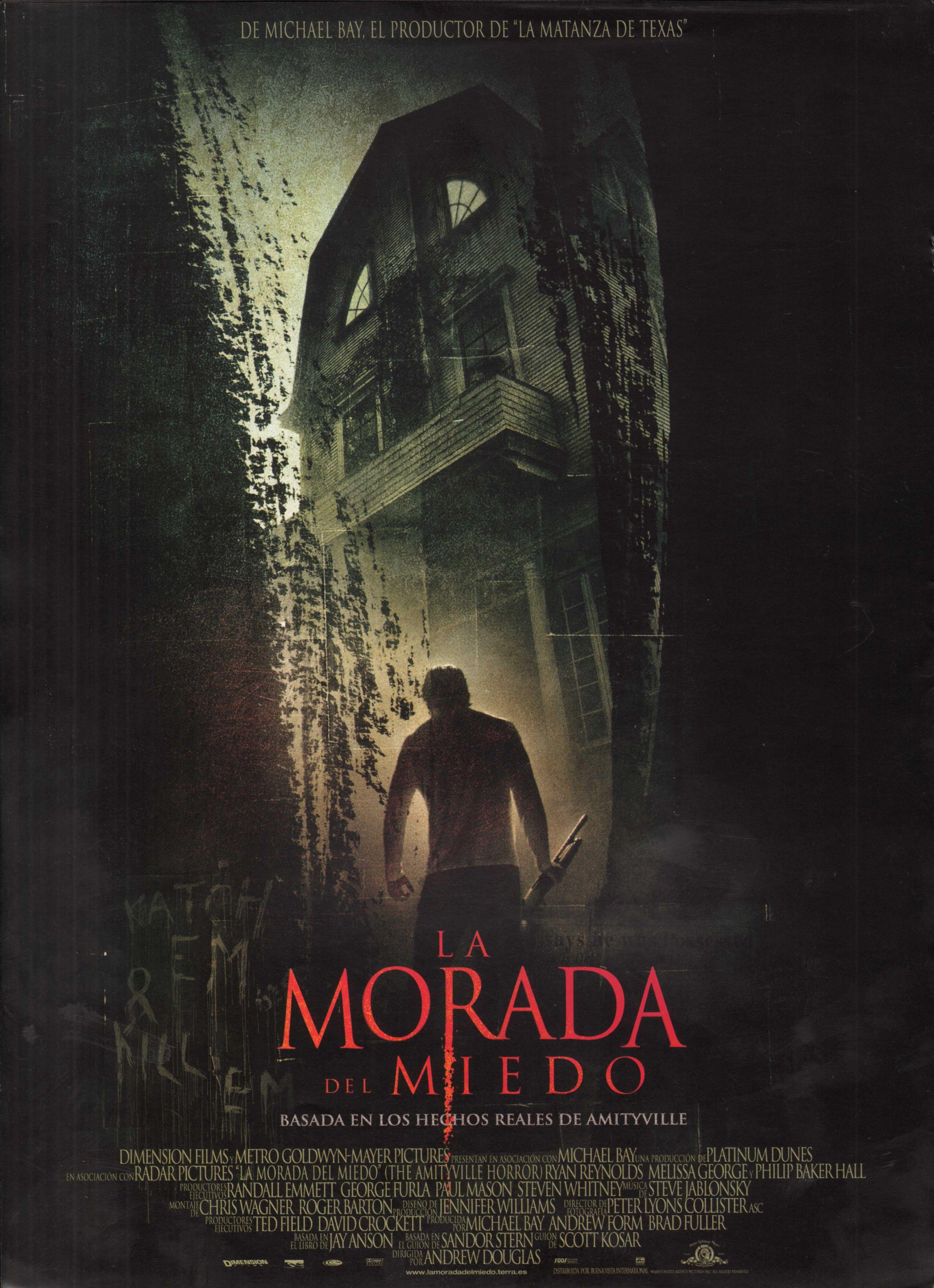 La Morada Del Miedo Buenas Peliculas De Terror Horror Movie Posters Y Peliculas De Miedo