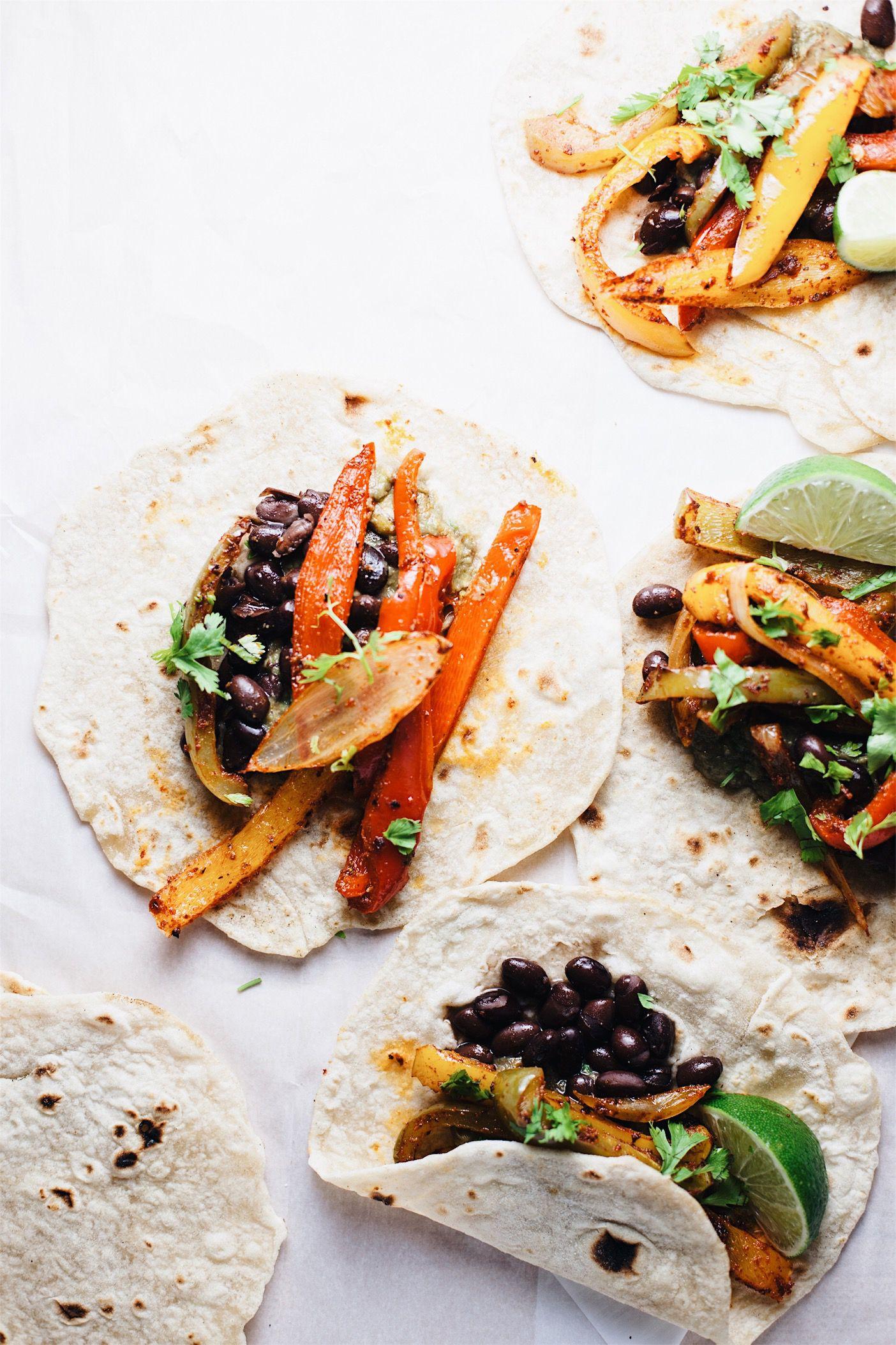 The Best Ever Vegetarian Fajitas A Simple Palate Recipe Vegetarian Fajitas Fajita Recipe Vegetarian Fajita Recipes