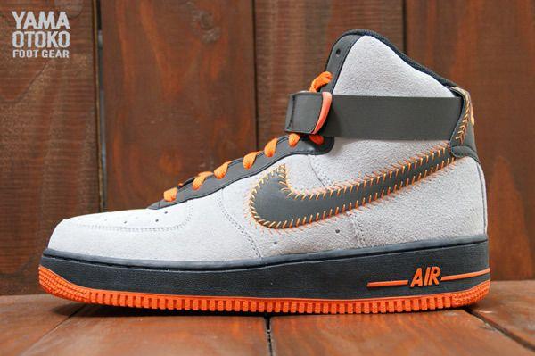 the best attitude e48ee 211fd Moda masculina · Nike Air Force 1 Hi CMFT Baltimore