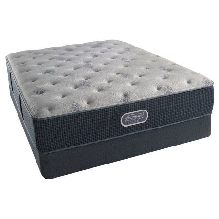 Materassi In Lattice Simmons.Beautyrest Silver Hybrid Walton Ultimate Plush Mattress Set A In Home White Glove Delivery Included White Simmons Beautyrest Plush Mattress Beautyrest