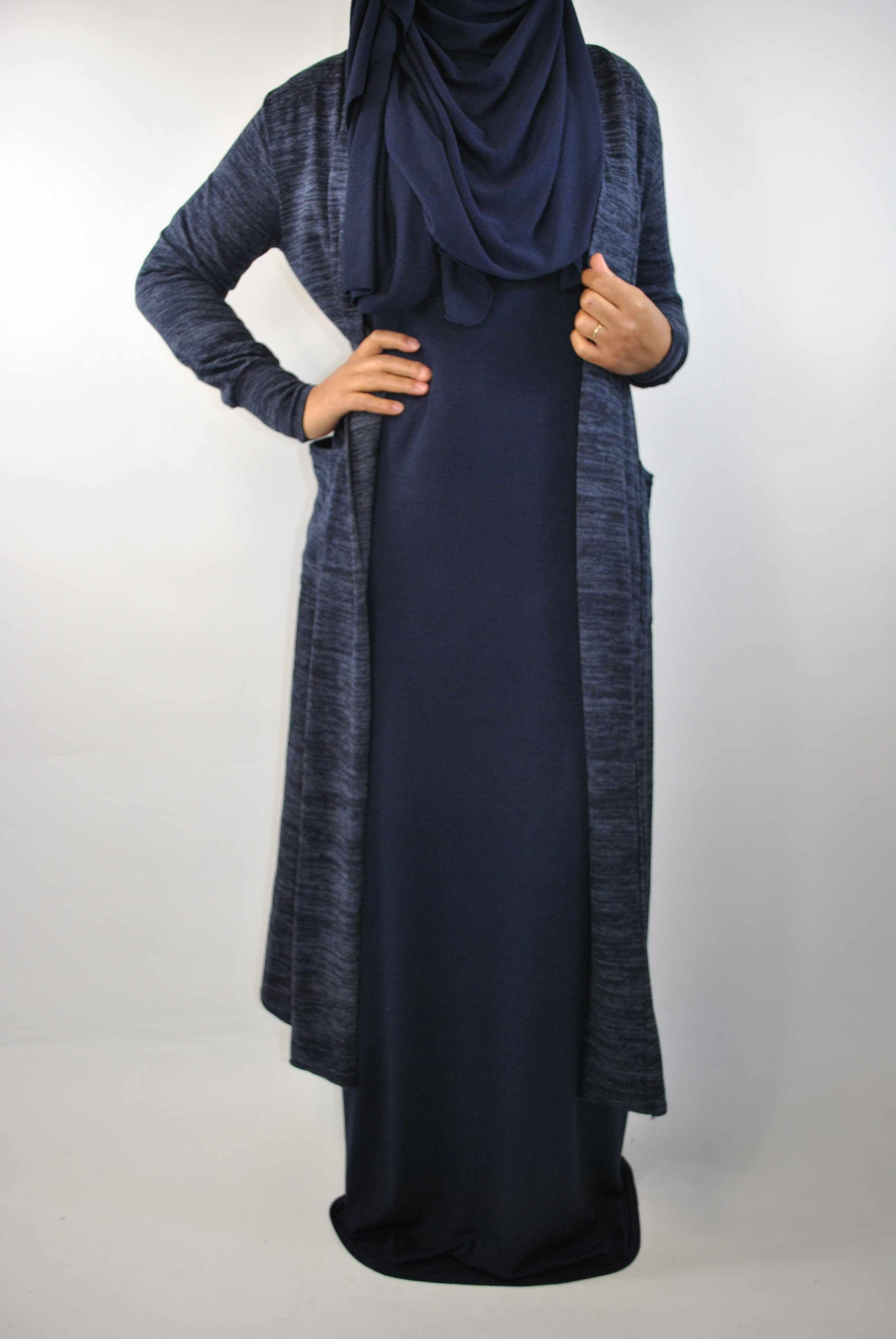 8587a9053c2a Robe longue pas cher pour musulmane   Mode hijab   Pinterest
