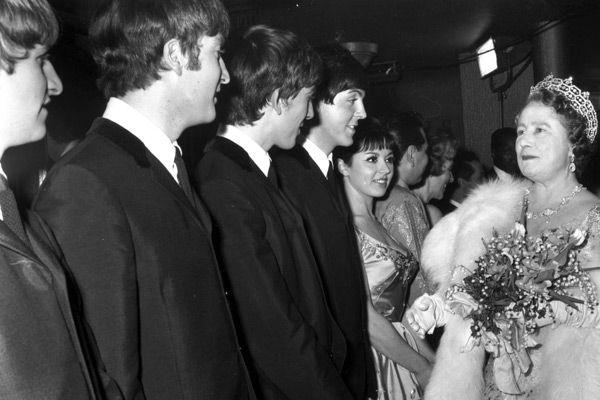 The Beatles Polska: Urodziny Królowej Elżbiety II