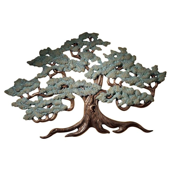 Design toscano ancient tree of life wall décor youll love wayfair