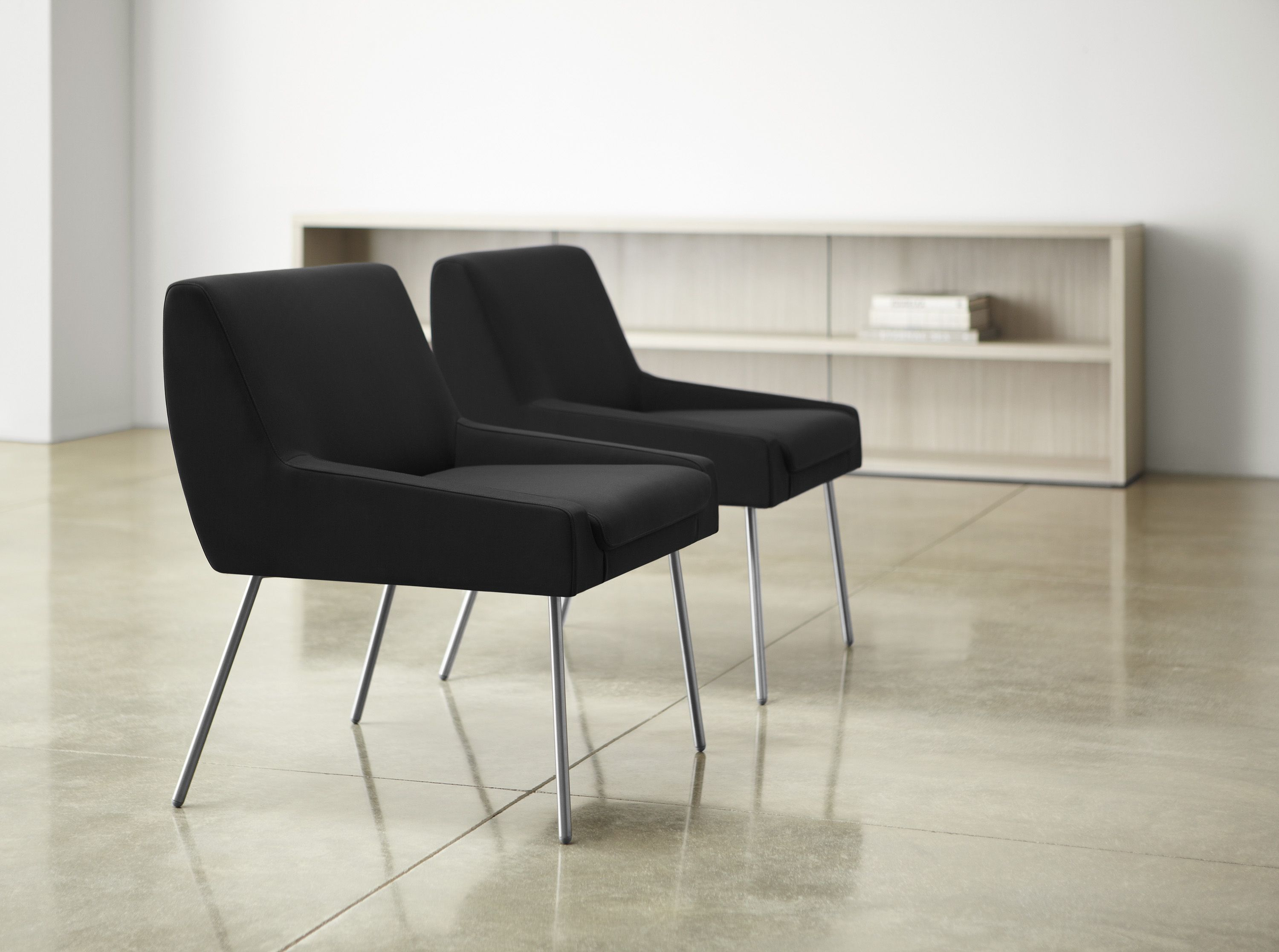 Sessel Empfangsbereich The Tuohy Edo Guest Chair A Comprehensive Offering Of Lounge And