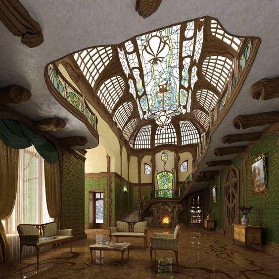 Photo of Art Nouveau …