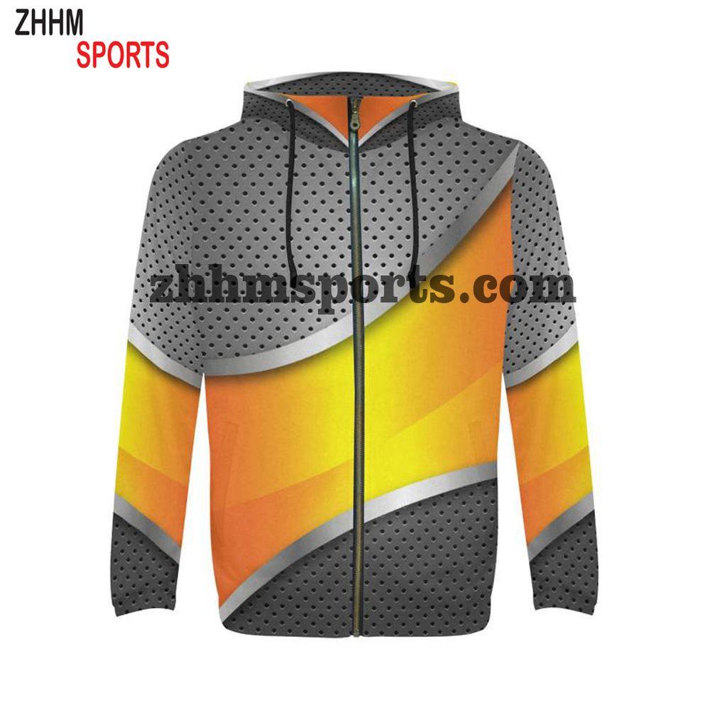 sublimated printed wholesale custom men sublimation hoodies