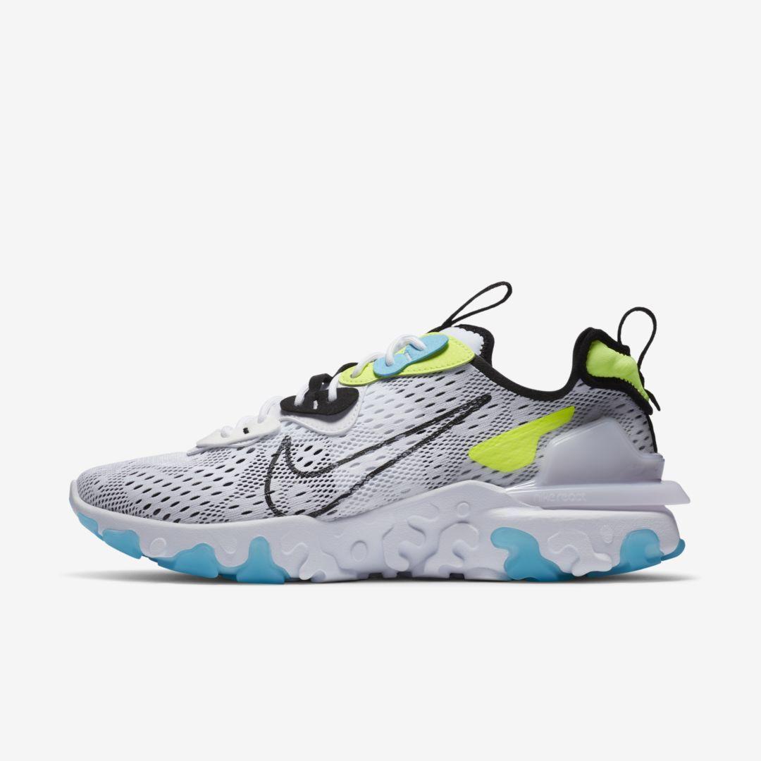 Nike React Vision Men's Shoe. Nike.com | Nike react vision, Mens ...