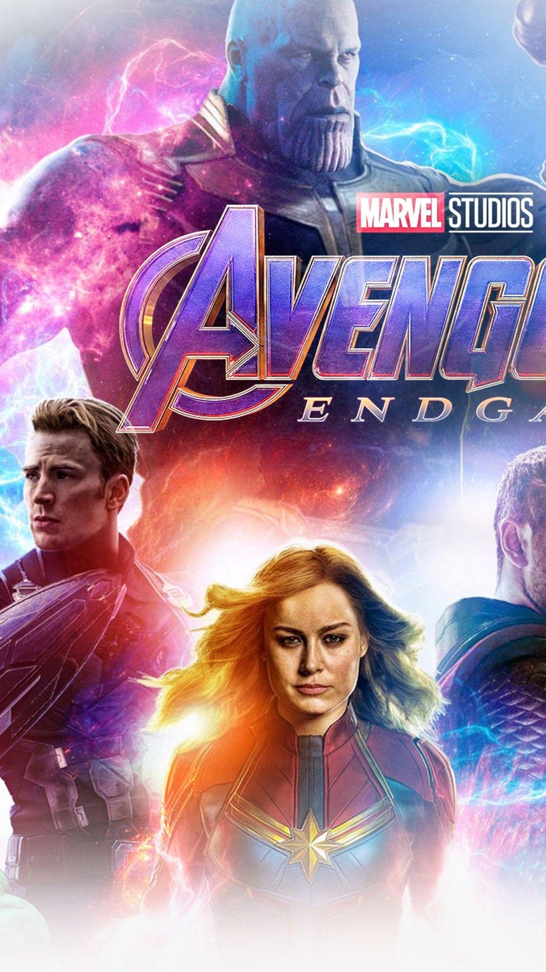 Inspirational Avengers Endgame Phone Mobile Lock Screen