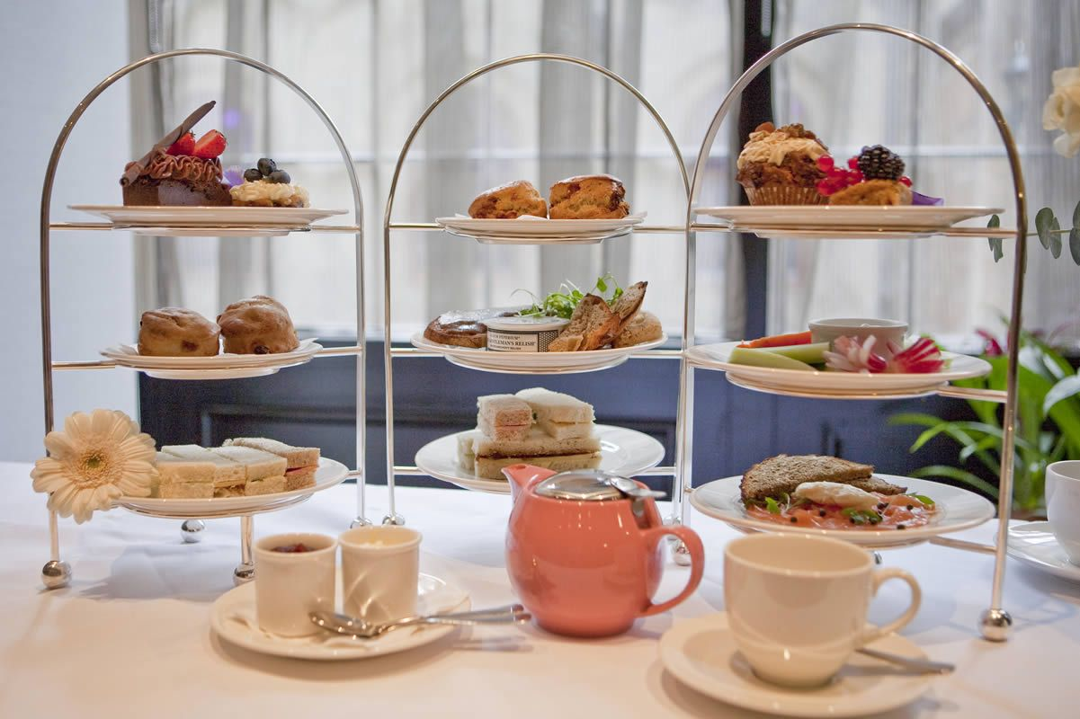 Afternoon Tea  Chiswell Street Dining Rooms The Montcalm London Awesome The Chiswell Street Dining Rooms Review