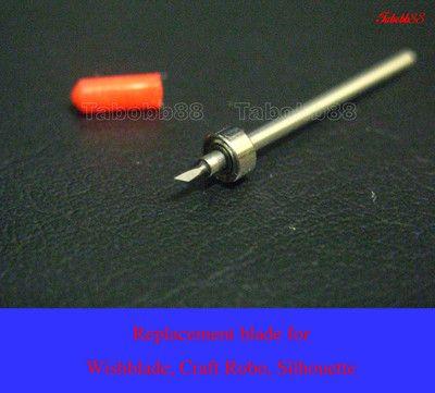 Replacement Blade For Craft Robo Wishblade Silhouette Craftrobo High Quality Bit Ebay Vinyl Cutter Replacement Blades Silhouette Cameo