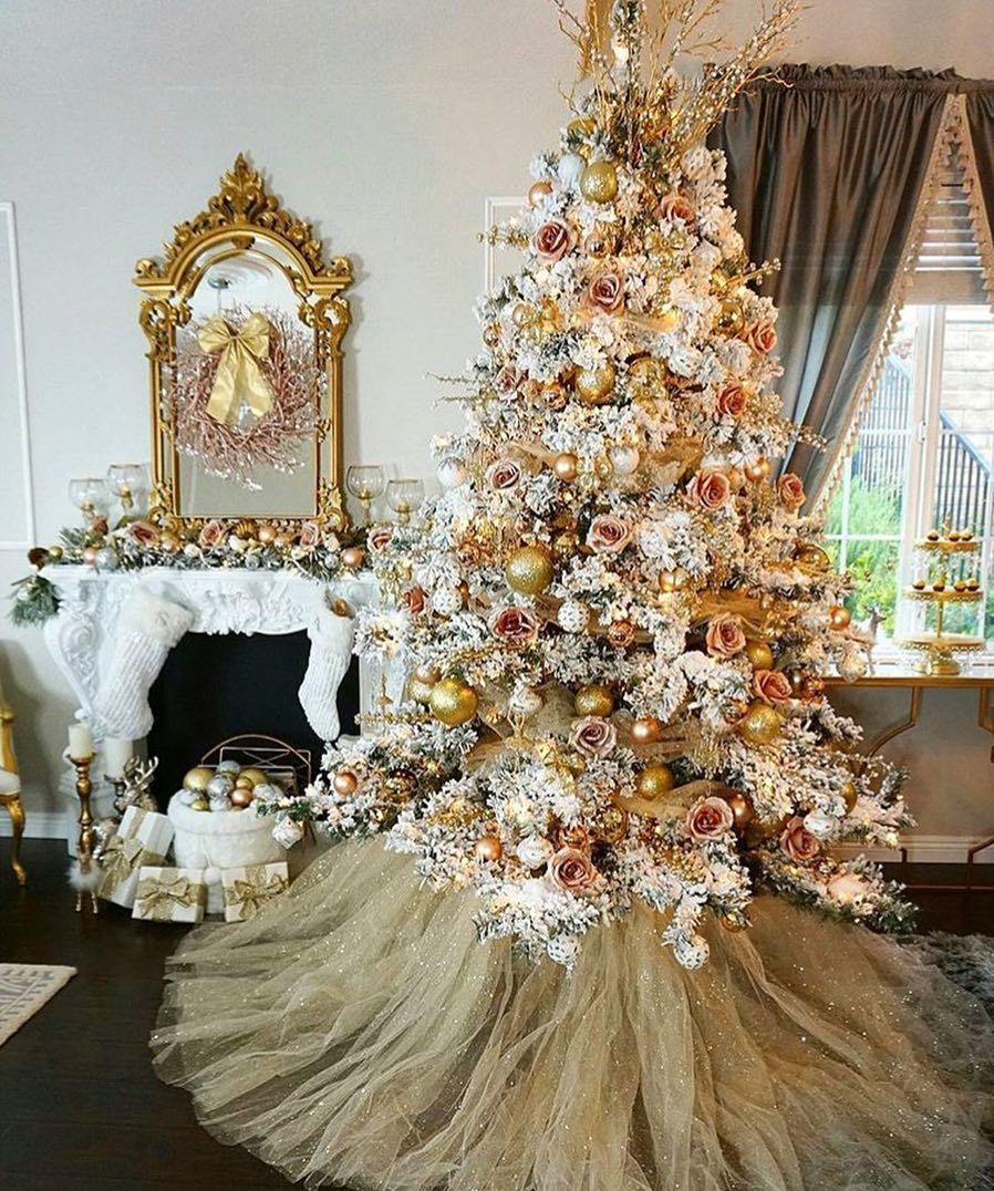 Ideas Para Decorar Arboles De Navidad 2018 Como Decorar Un Arbol De Navidad Paso A Paso Id Decoracion De Arboles Arboles De Navidad Modernos Arbol De Navidad