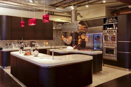 Inspiring Ideas To Have The Best Modern Design And Furniture Modern Kitchen Layout Kitchen Inspiration Design Kitchen Design Pictures