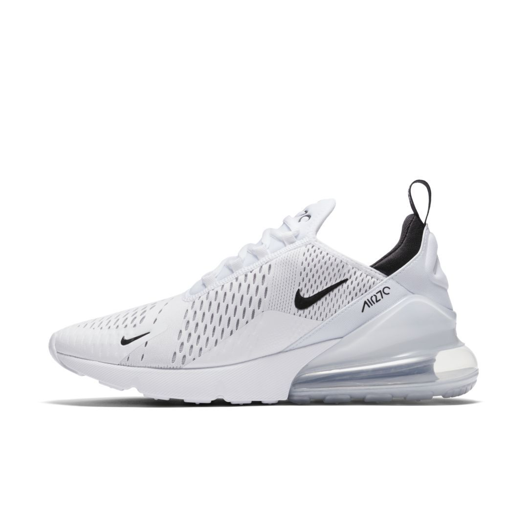 100% authentic dc97e d9b66 Nike Air Max 270 Men s Shoe Size 9.5 (White)
