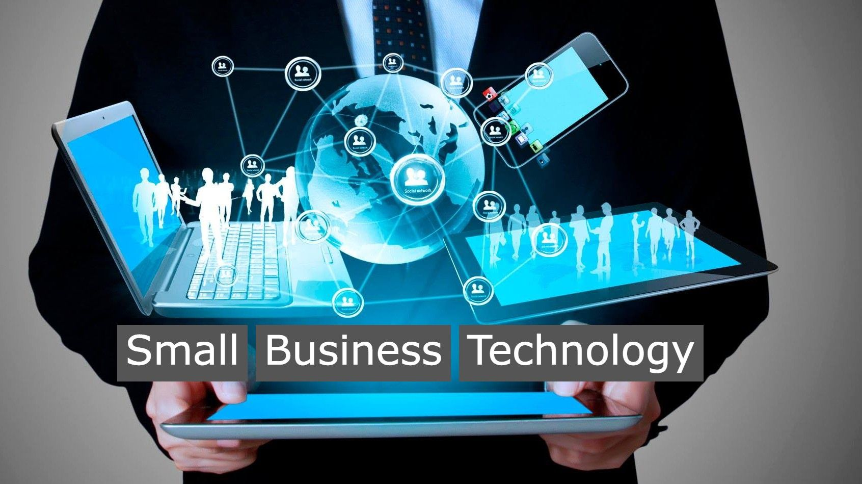 Top Small Business Technology Trends For 2020 Nogentech Blog For Online Tech Marketing Tips Gadgets Reviews Business Technology Digital Marketing Business Growth