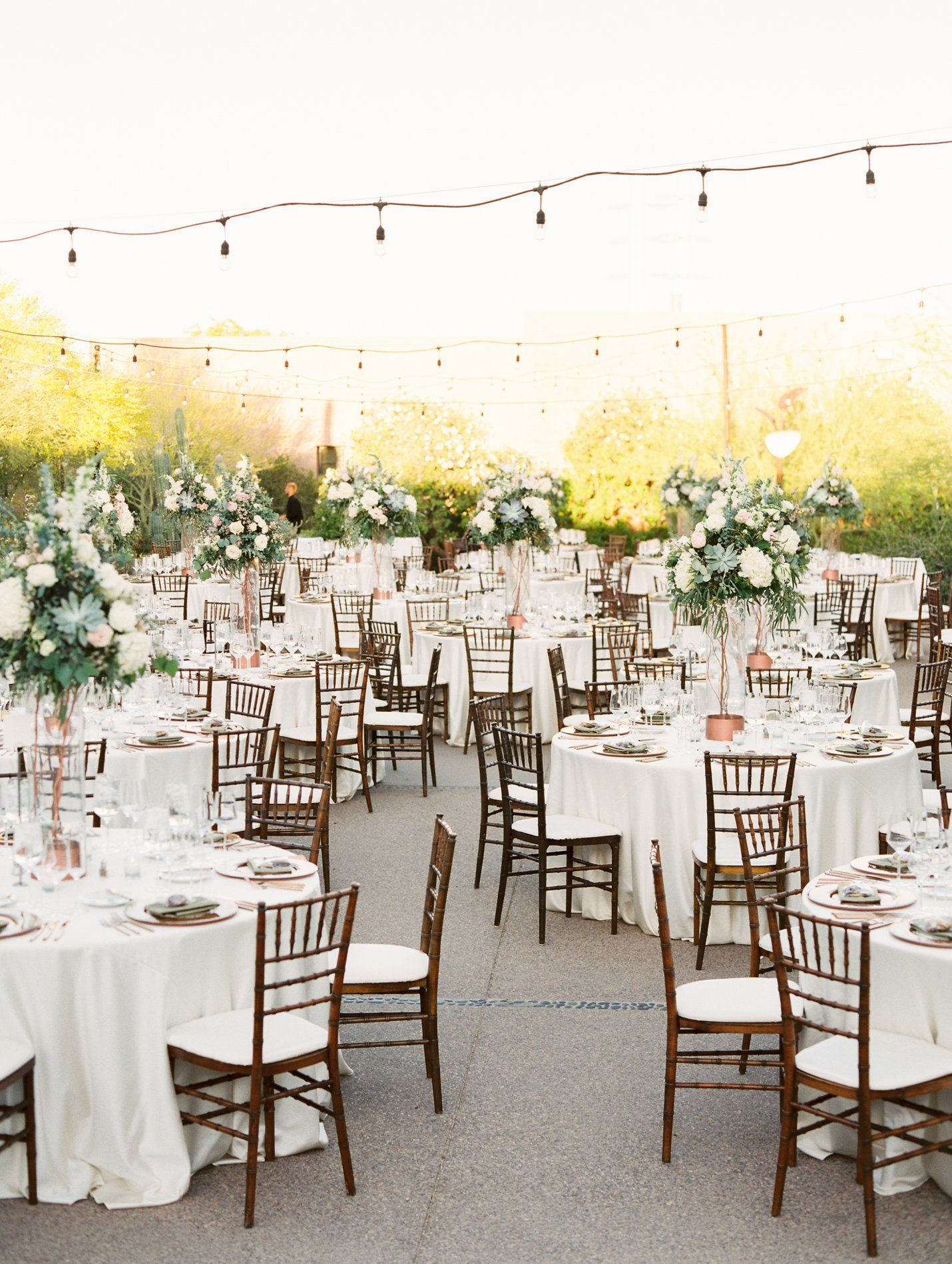 Desert Botanical Garden Wedding - Rachel Solomon Photography #botanicgarden