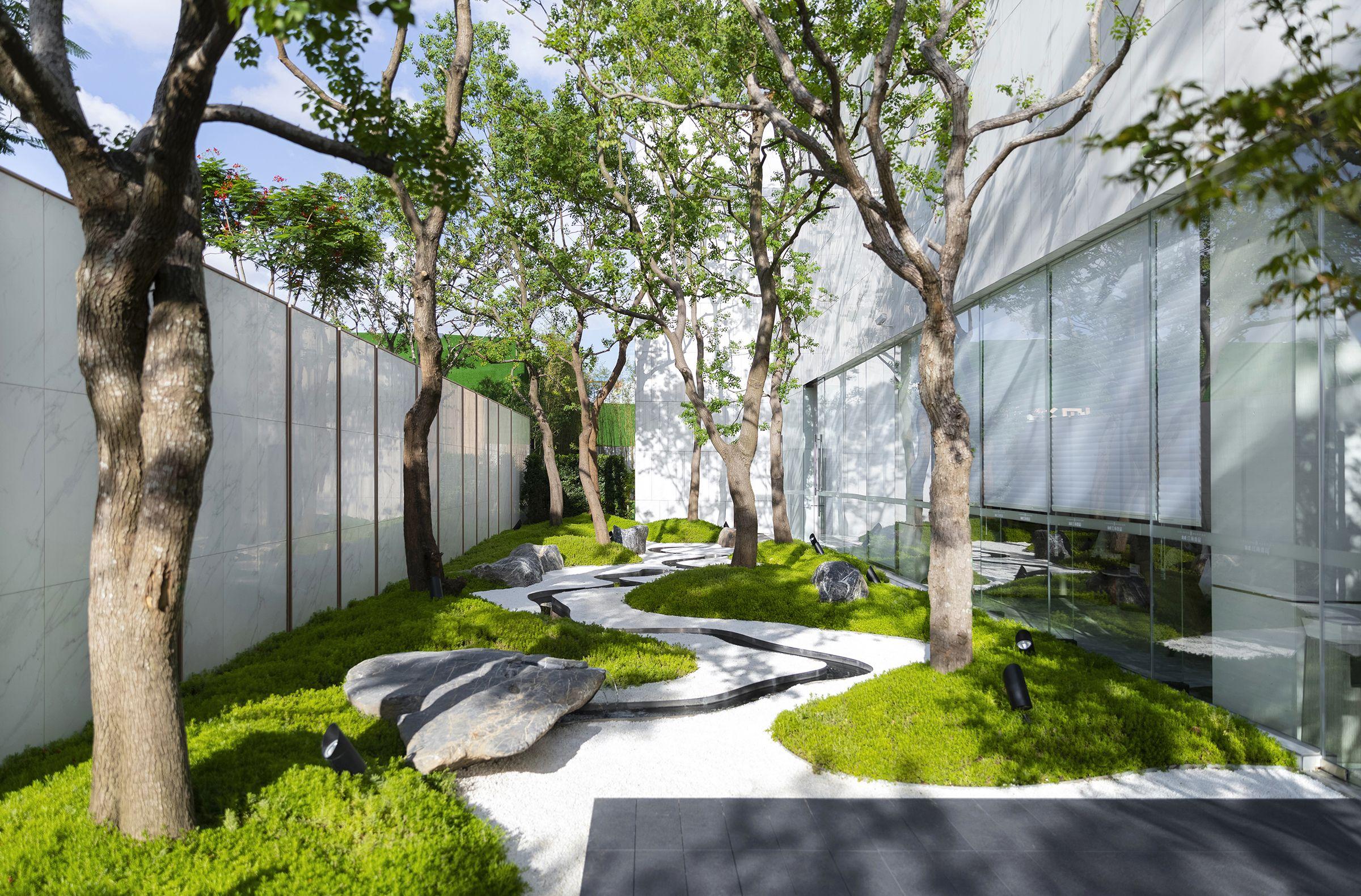 Jiangnan District Nanning By Adapt Studio Urban Landscape Design Landscape Architecture Design Landscape Design