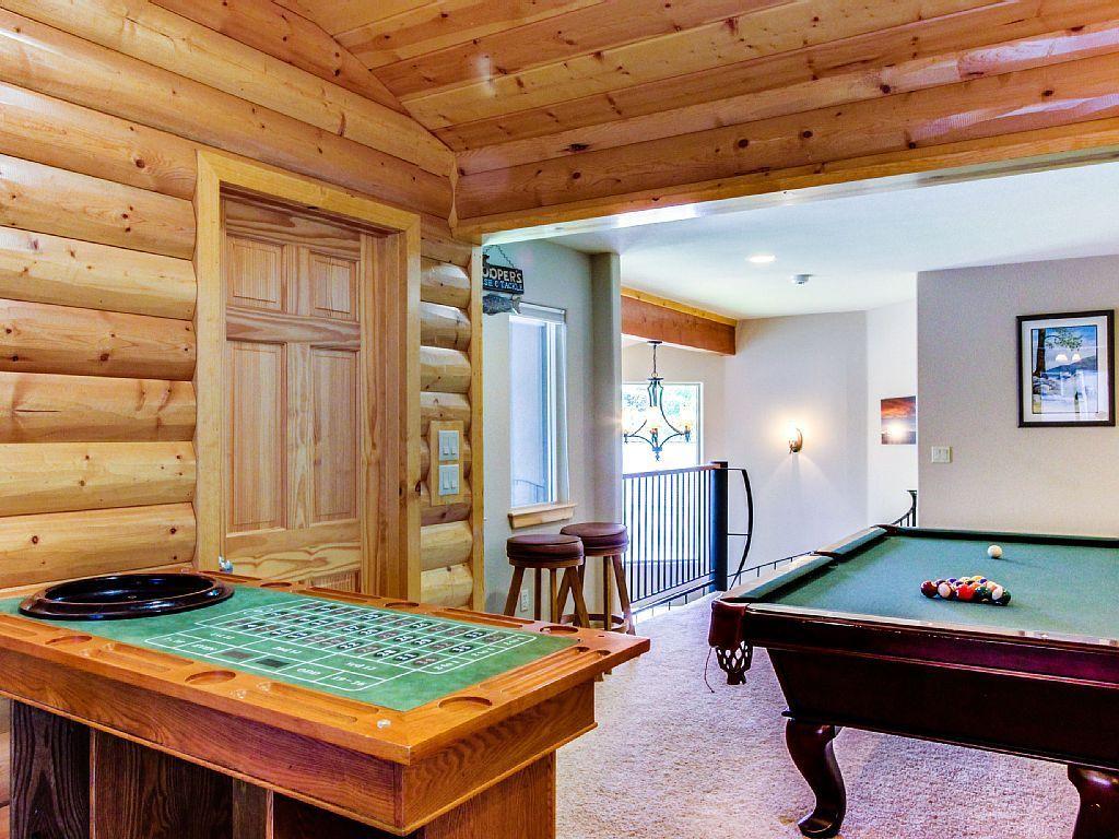 Tahoe Keys House Rental: Winter $pecial, Hot Tub, Pool Table, Sauna, Waterfront, Steam Bath, Sleeps 12-14 | HomeAway