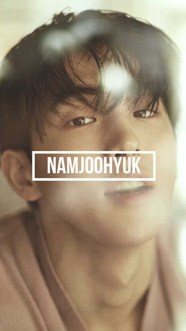 Nam Joo Hyuk wallpaper Cre: yglockscreen/tumblr