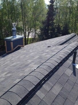 Premier Roofing Co 907 346 4131 Anchorage Alaska Malarkey 3m Legacy Shingles Storm Grey Shingling Roofing Roof Shingles