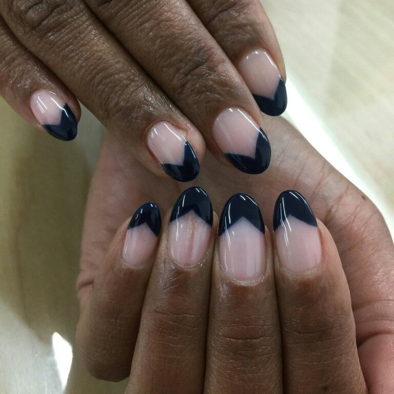 Fall French Manicure with PrestoGel   Beauty...nails...face ...