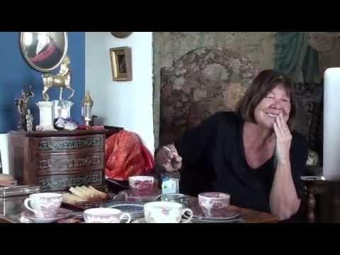 rencontre Teresa Starowieyski - YouTube