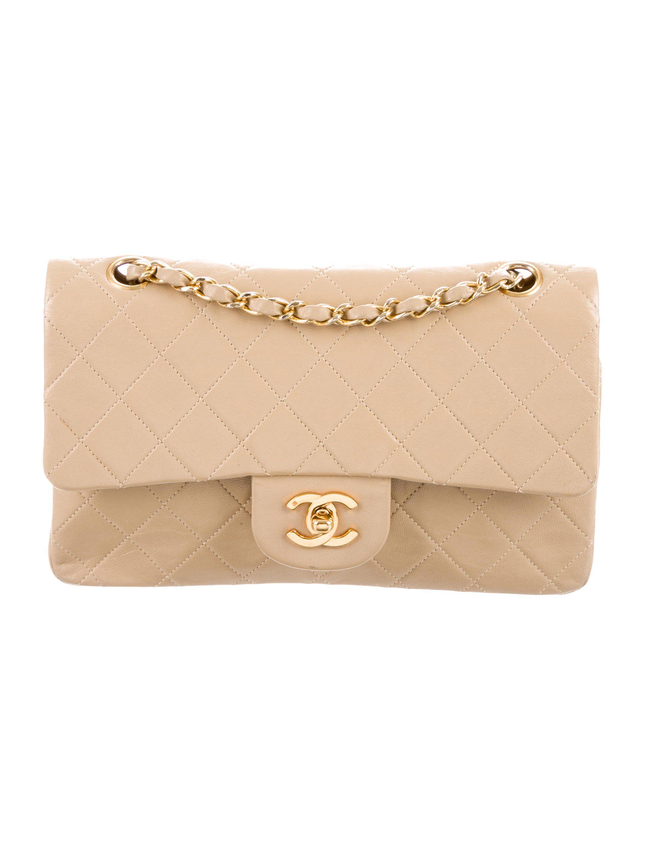 5e7c9e0d2dad Chanel Classic Small Double Flap Bag - Handbags - CHA249244   The RealReal
