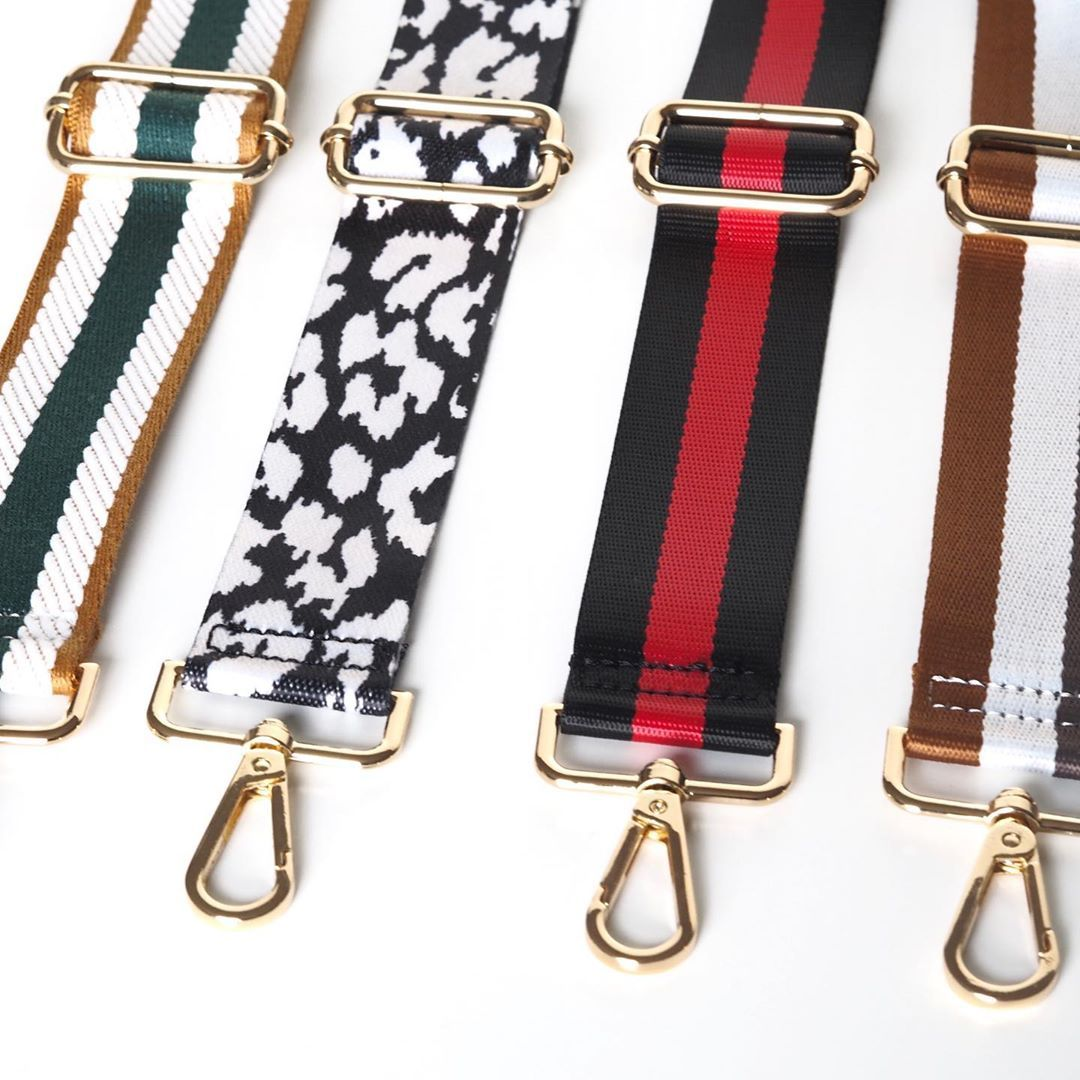 Photo of Give your handbag a new lease of life with our bag straps.Available on line now …