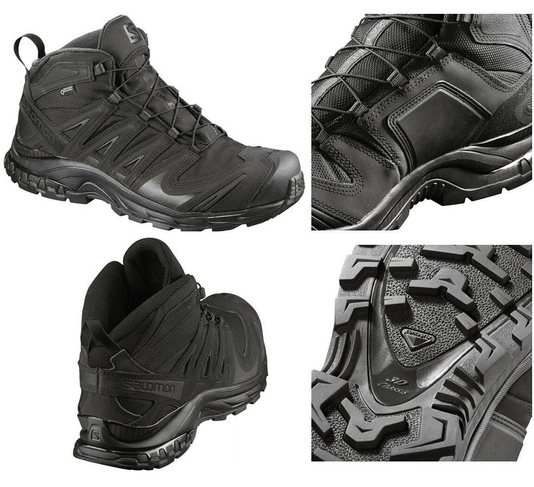 7c1b25da8bd2 Salomon XA Forces Mid GTX - 2018 Model
