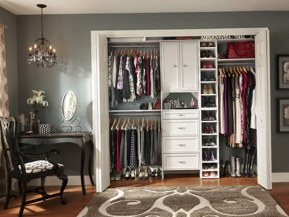 Bedroom solid wood closet organizer systems walk in closet systems do it yourself prefab closet systems free standing modular closet systems bedroom wall
