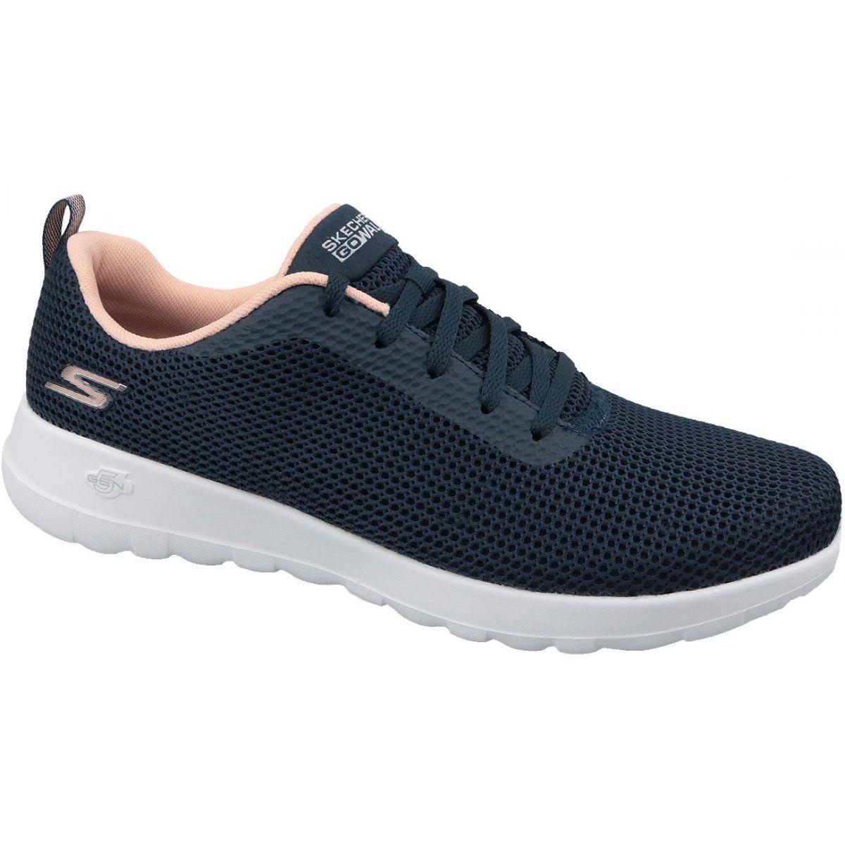 Buty Skechers Go Walk Joy W 15641 Nvpk Granatowe Sketchers Shoes Women Skechers Sport Shoes Women