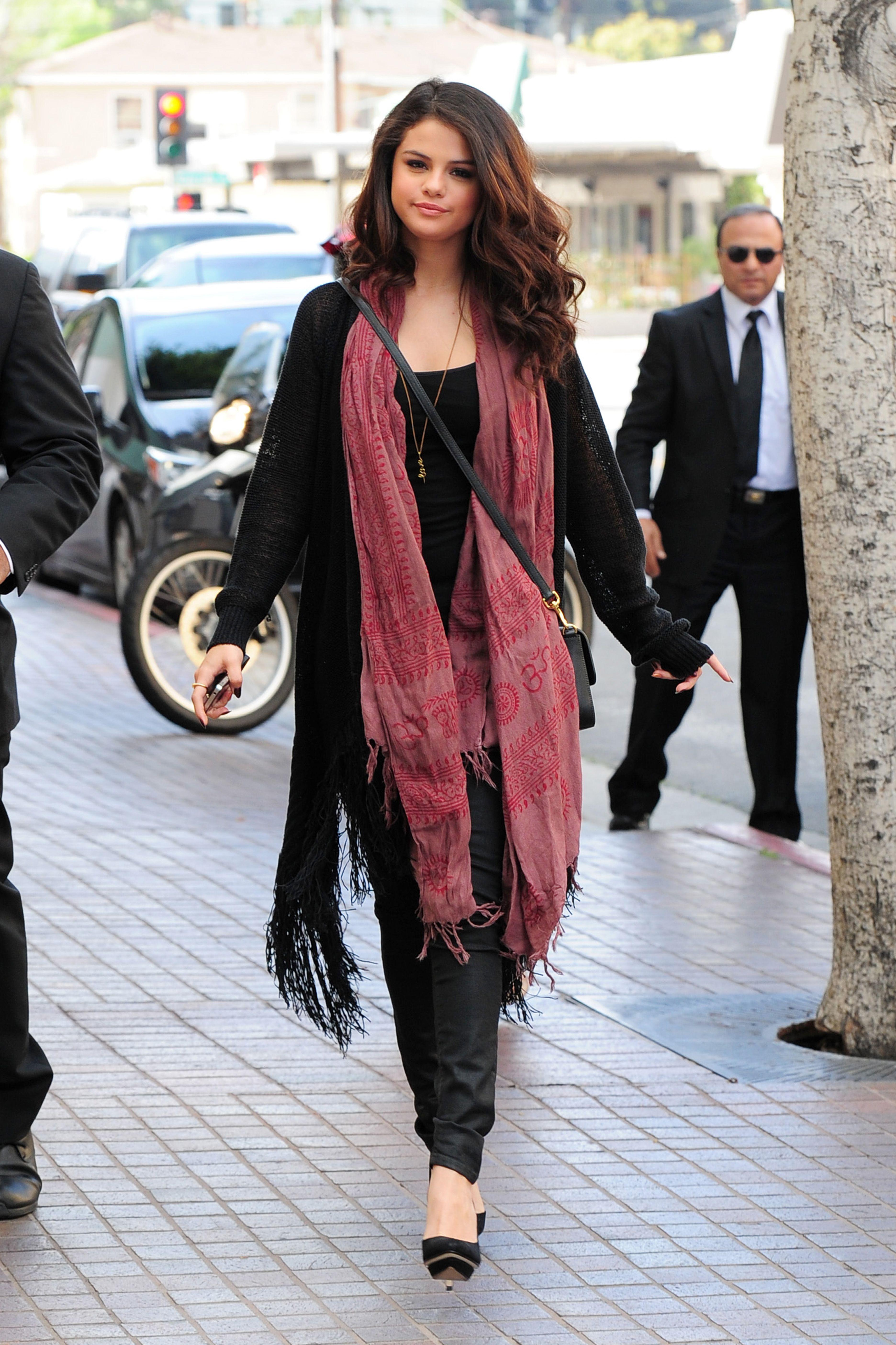Selena Goddess Walks + Mini Breakdown