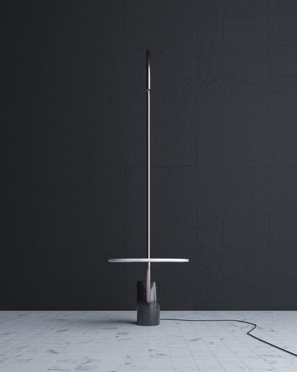 Bijou Lamp Table By Sergey Makhno Architects Table Lamp Lighting Table Lamp Floor Lamp Design