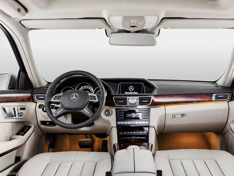 Mercedes-Benz E-Class L 2014 - Rent from our new website in the new year: www.p1europe.com