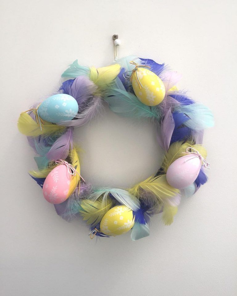 Photo of 85+ Quick and Easy To Make Easter Wreath Ideas